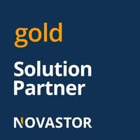 NovaStor Gold Solution Partner