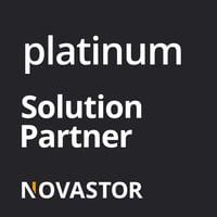NovaStor Platinum Solution Partner