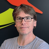 Arno, Senior Support Engineer bei NovaStor