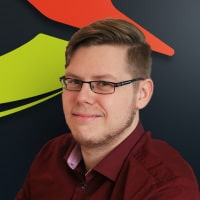 Marc, QA Engineer bei NovaStor